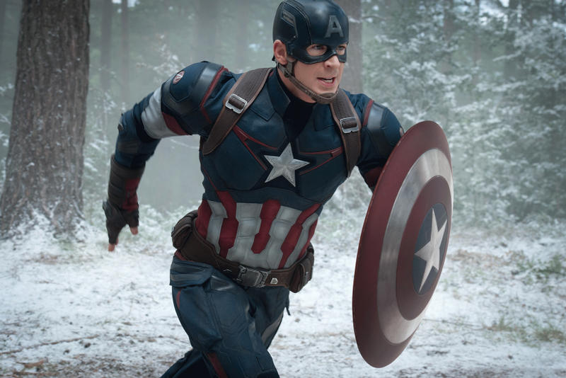 Chris Evans Done Captain America Avengers 4