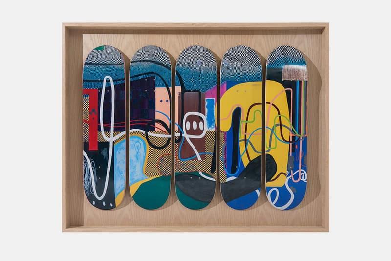 Christian Rosa Baker Skateboards Skateboarding Skate Decks Art Artwork Collectible