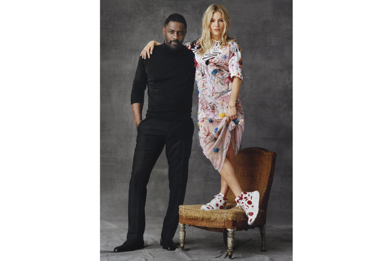 Christopher Bailey Burberry Goodbye Vogue Video Sienna Miller Idris Elba Chelsea Clinton Cara Delevingne