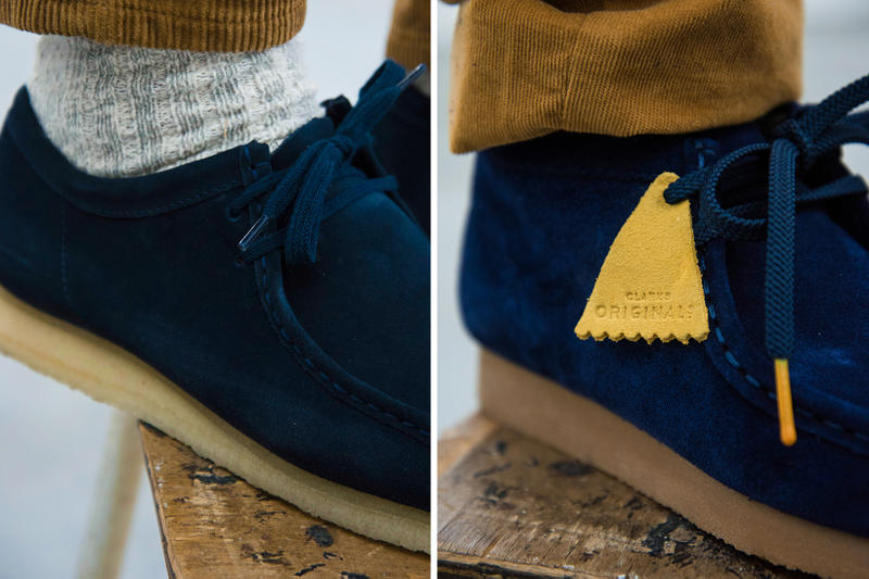 Clarks Originals Spring Summer 2018 Mini Me Collection Wallabee Desert Boot Child