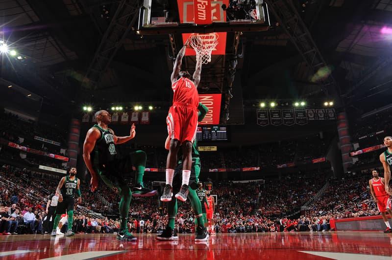 Clint Capela Custom Nike React Hyperdunk Low Black Panther Basketball Houston Rockets