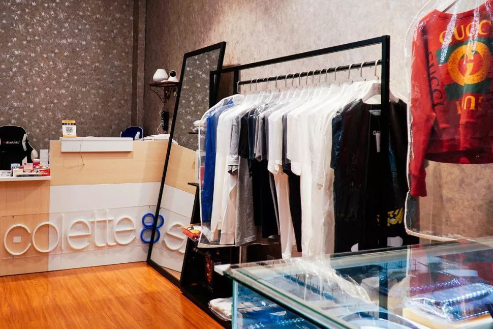 colette forever china shanghai fake store boutique paris interview inside imitation sarah andelman