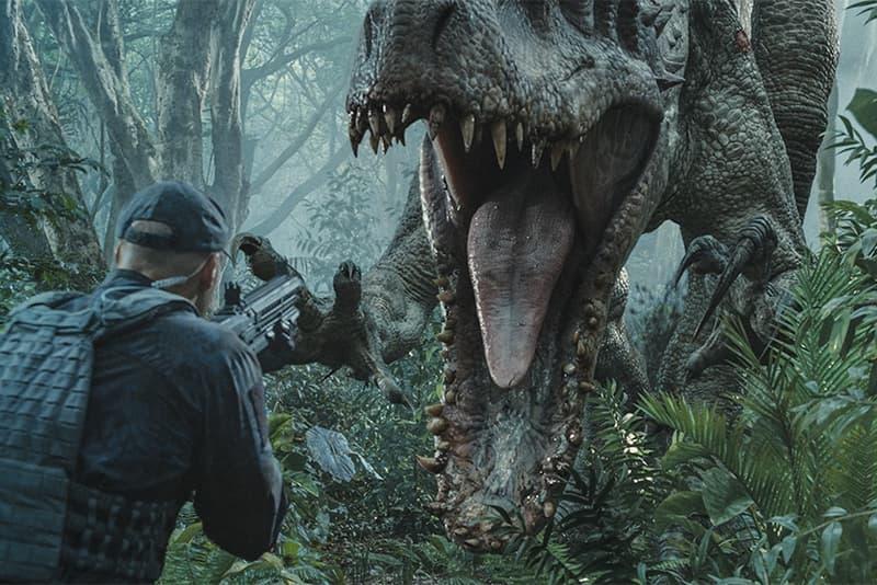 Jurassic Park Jurassic World Jurassic World 3 Colin Trevorrow