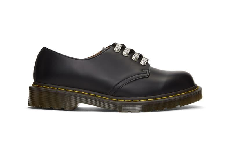 a719263336a comme des garcons homme deux dr martens Kristinn Lace-up Derby  collaboration footwear shoes
