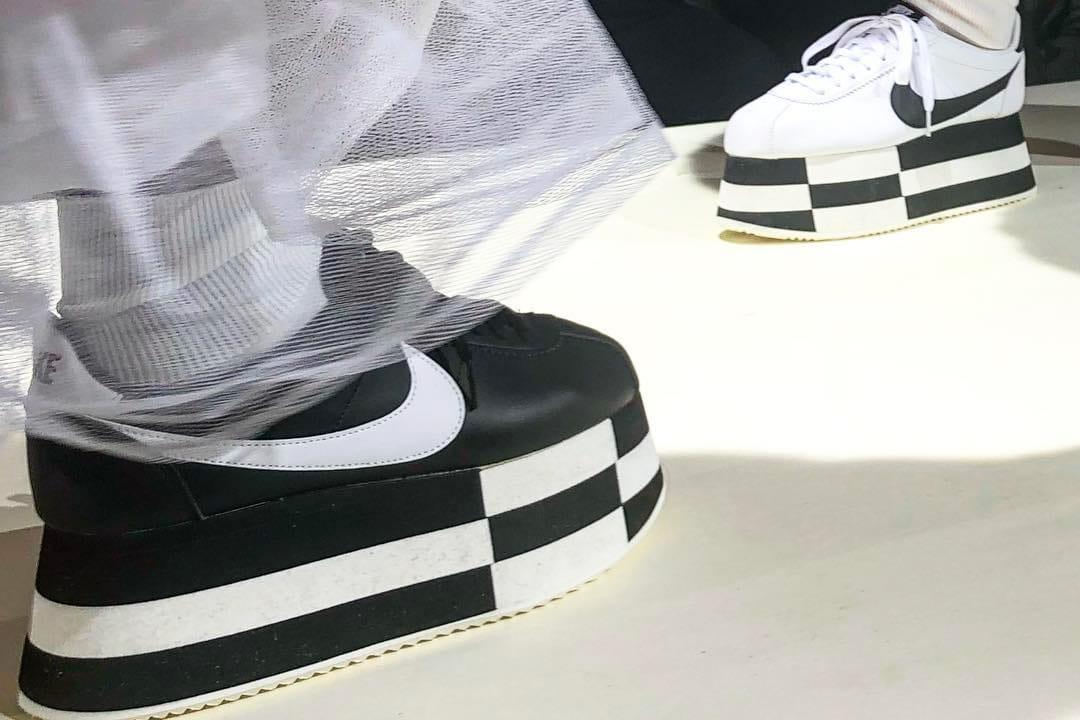 x Nike Cortez Platform Sneaker