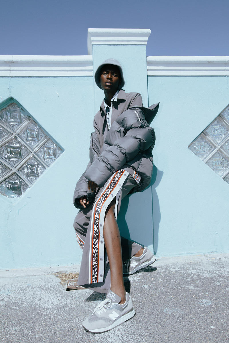 Daily Paper Spring Summer 2018 Campaign south africa release date info drop lookbook