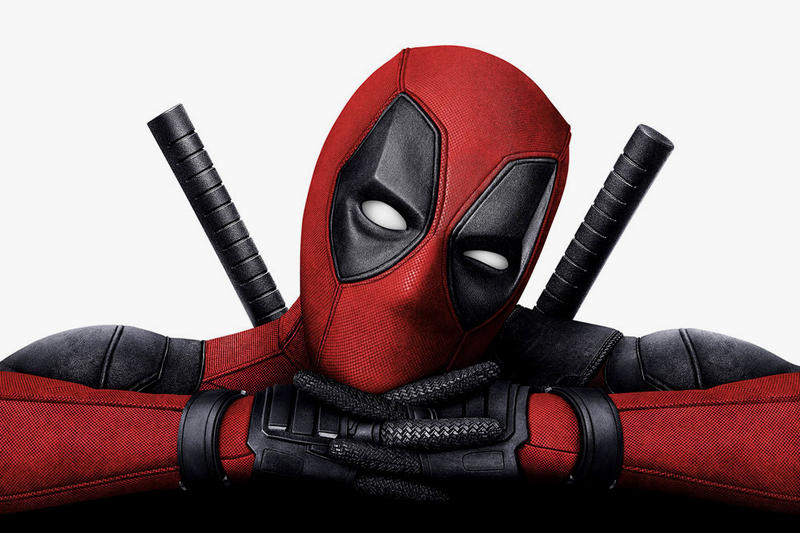 Deadpool 2 Motion Posters Marvel movies films entertainment 2018 Ryan Reynolds