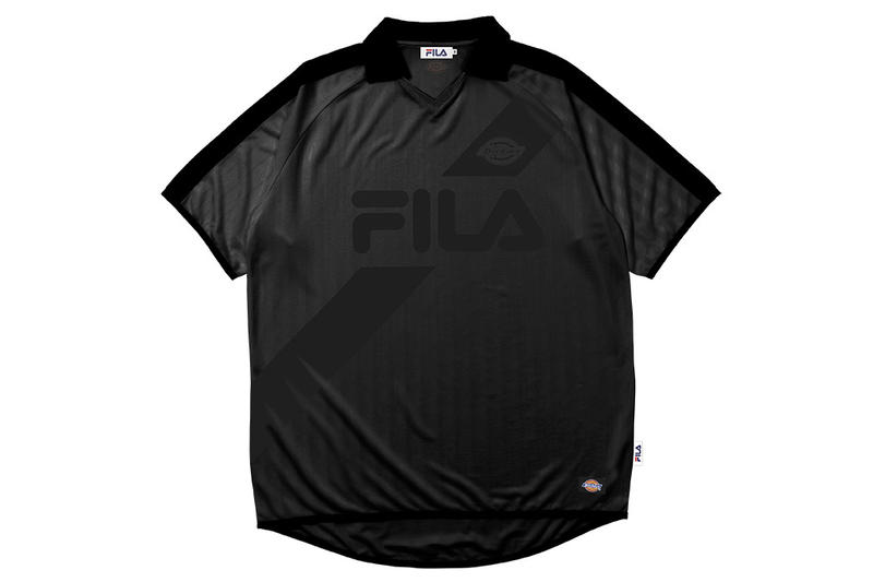 FILA Dickies collaboration japan drop release spring summer 2018 sportswear coolmax tank top jersey shirt tee