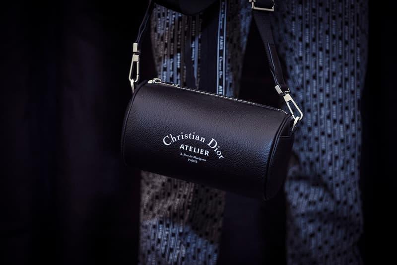 08077361dc52 Dior Homme Atelier Summer 2018 Collection release date info drop bags  accessories kris van assche