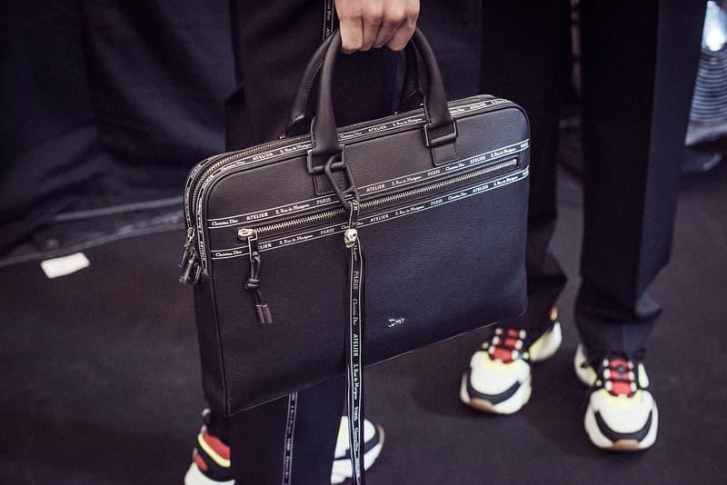 Dior Homme Atelier Summer 2018 Collection release date info drop bags accessories kris van assche