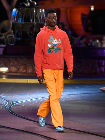 Disney Opening Ceremony mickey true original campaign spring 2018 runway collection toontown