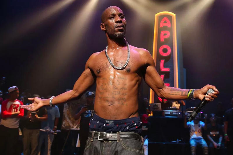 DMX Sentence Prison Jail Tax Fraud 1 One Year