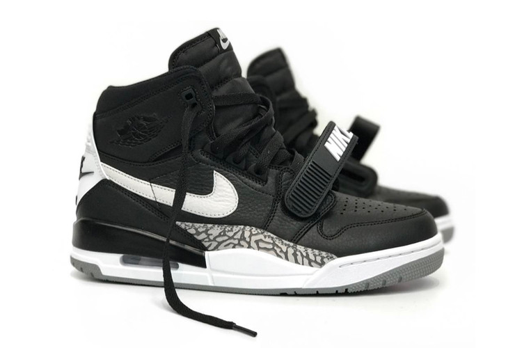 buy online 5bb1c c4cf0 Don C Teases Image of Collaborative Jordan Legacy 312 Model Alongside  Jordan Brand