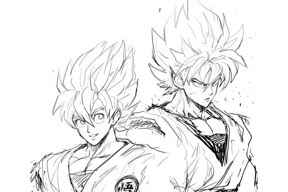 Best Dragon Ball Drawings By Manga Artists Hypebeast