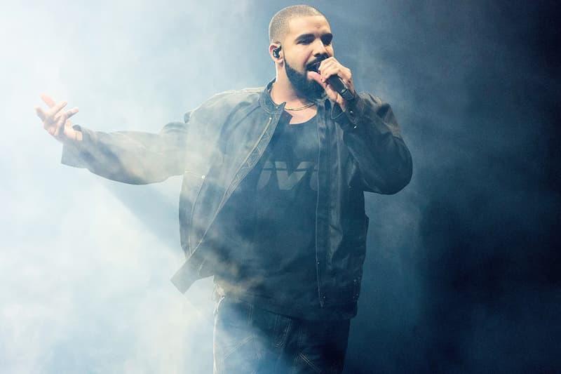 Drake N.E.R.D. Lemon Rihanna song track no one ever really dies ovo sound radio