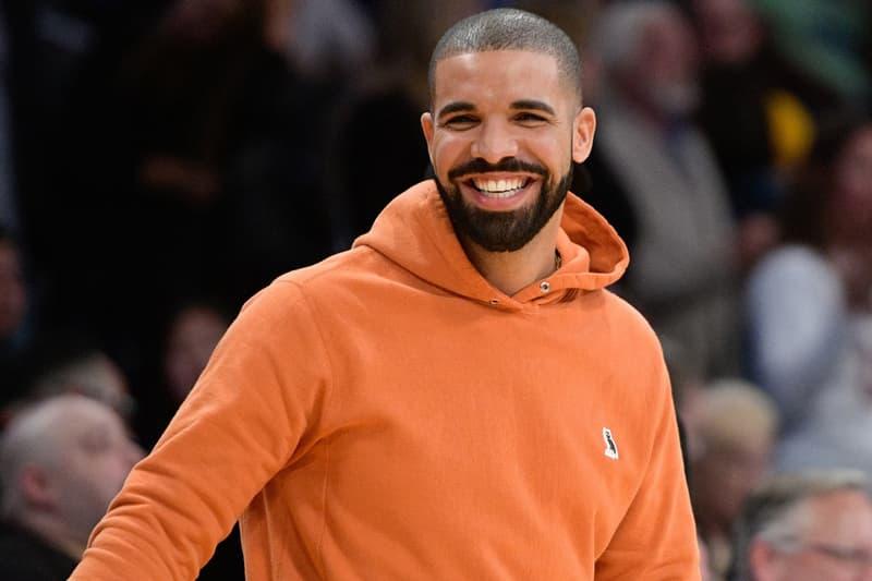 Drake Toronto New Album Raptors Drake Night