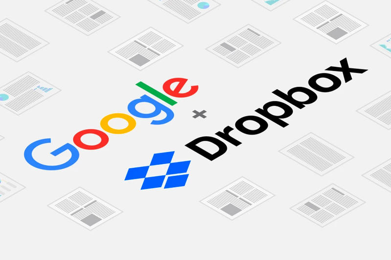 Dropbox & Google Will Unite to Create Ultimate Cloud Storage Capabilities