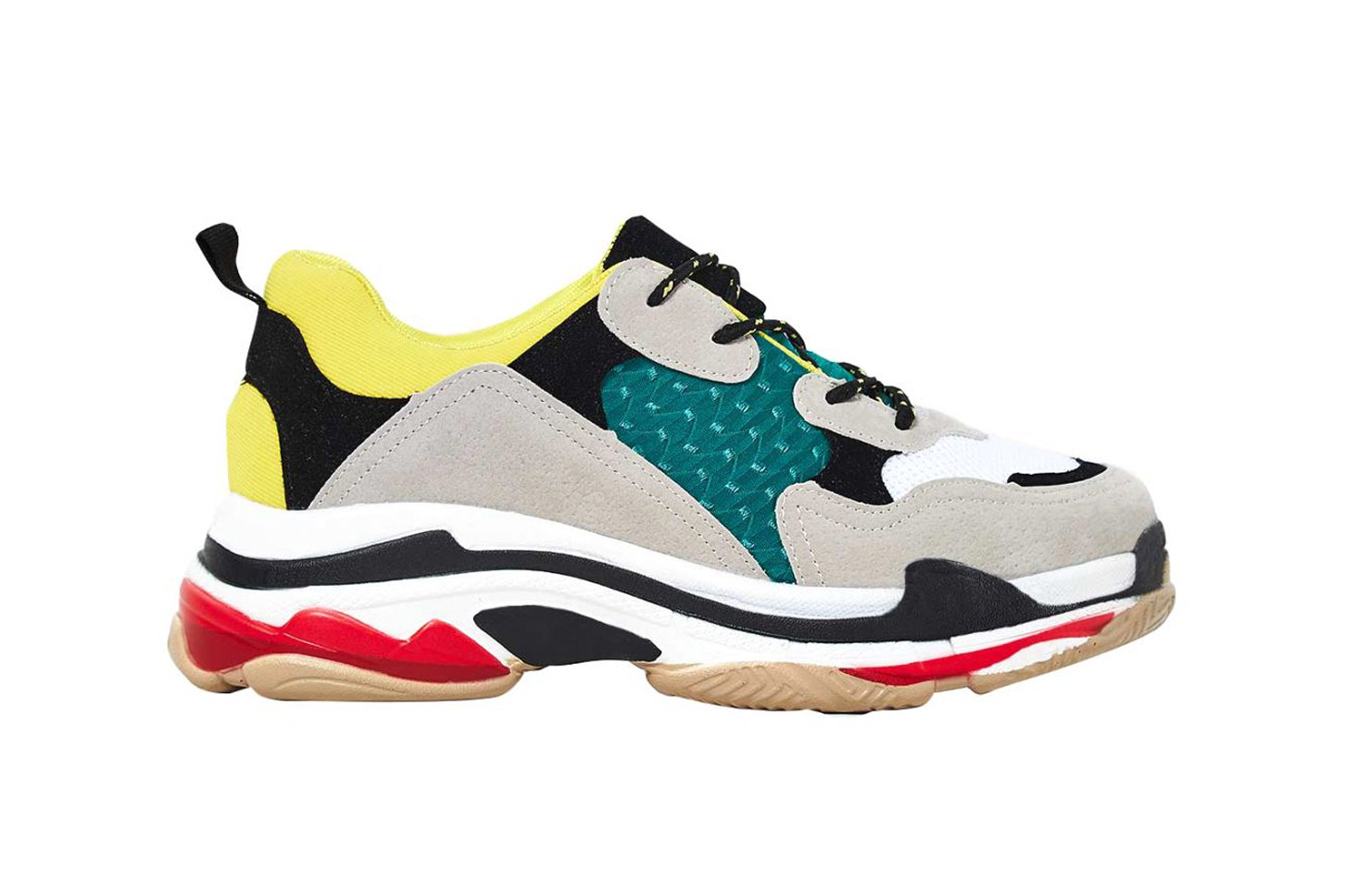 Ego Footwear Creates Balenciaga Triple