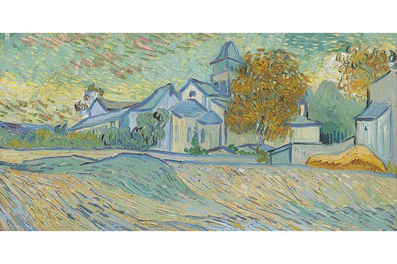 Elizabeth Taylor Van Gogh Painting Auction Christies