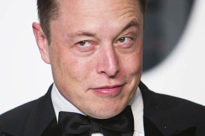 Elon Musk Tesla SpaceX Facebook Page