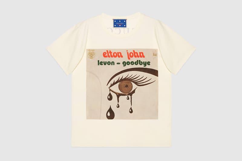 elton john gucci levon capsule collection fashion clothing luxury high end designer