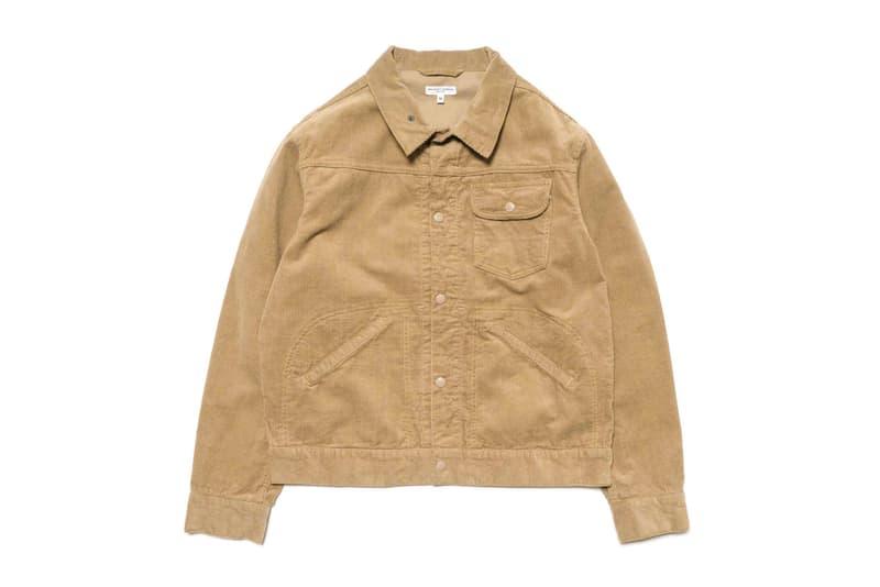 Engineered Garments Spring Summer 2018 Drop 1 release shirts pants jackets
