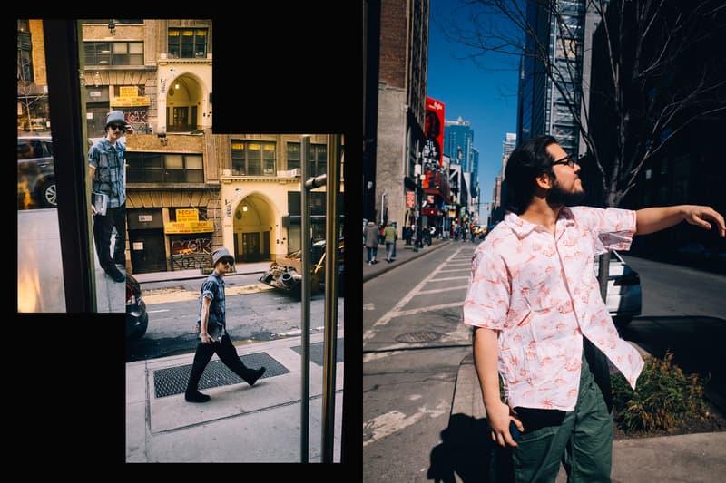 Engineered Garments Jima Haven Shop 2018 Spring/Summer Editorial Atsushi Nishijima Photographer Nepenthes
