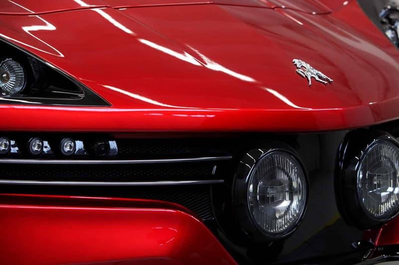Equus Corvette Throwback