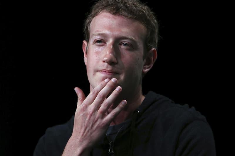 Facebook Mark Zuckerberg Loss Value Cambridge Analytica data scandal