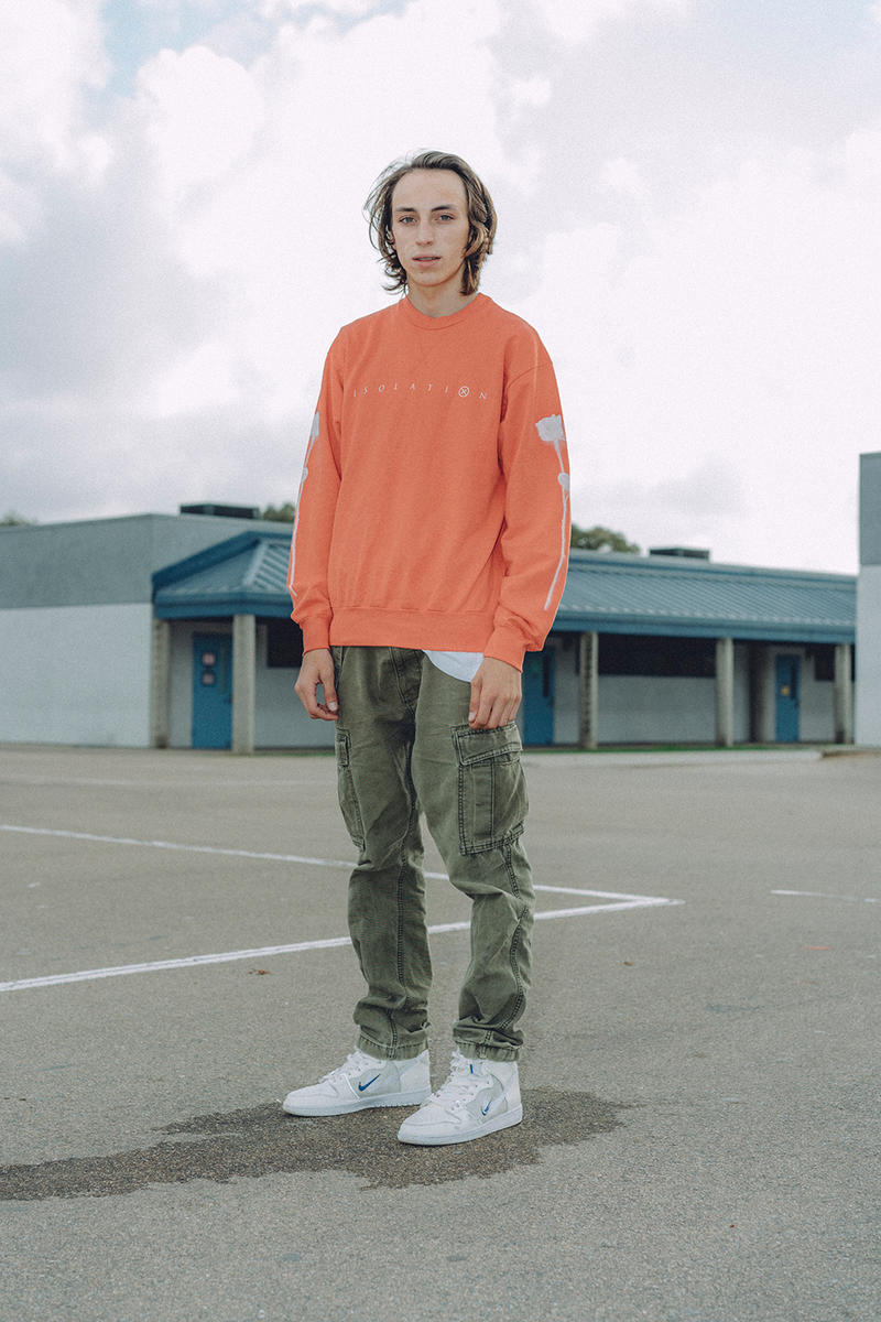 FACT. Spring Summer 2018 Collection Lookbook release T-shirts hoodies