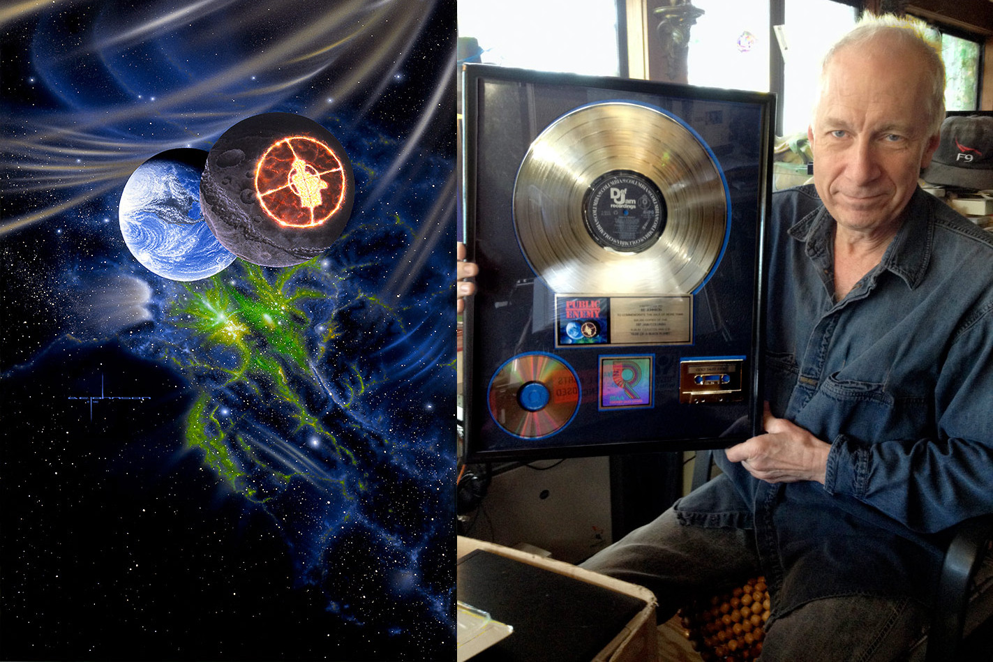 public enemy undercover supreme fear of a black planet album artwork be johnson