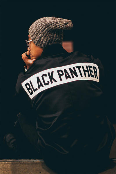 Fear of God Marvel Studios Black Panther Cast Only Jacket exclusive auction
