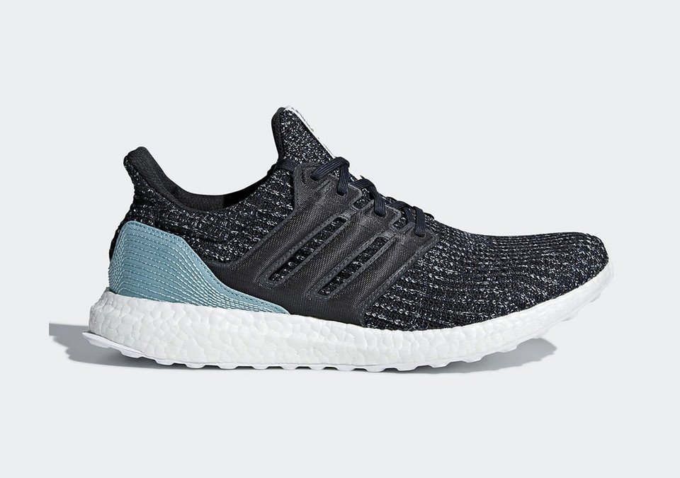 low priced a2797 6c5c1 Five New Parley for the Oceans and adidas Shoes Are Coming This April
