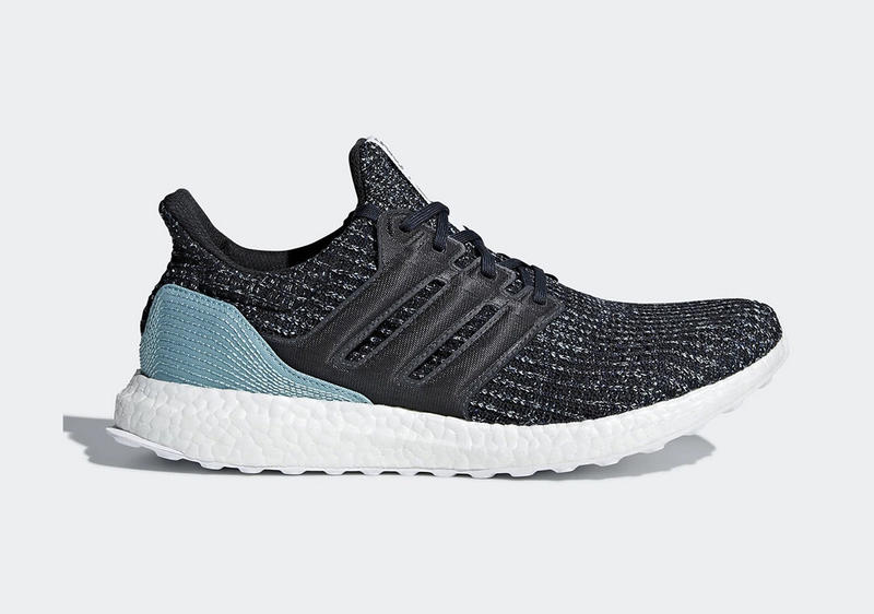 buy popular c33e6 f04c8 In an effort to sell five millions shoes worth of ocean plastic this year.  Parley for the Oceans adidas Ultra BOOST X ...