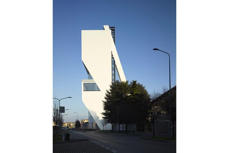 Fondazione Prada OMA Milan Tower Opening to Public architecture