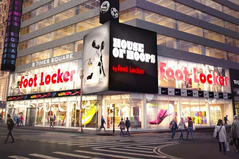 Foot Locker 2018 Store Closing Retail
