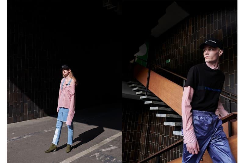 """Footshop x LAFORMELA """"NO SEASON"""" Collection fall winter 2018 purchase shop"""
