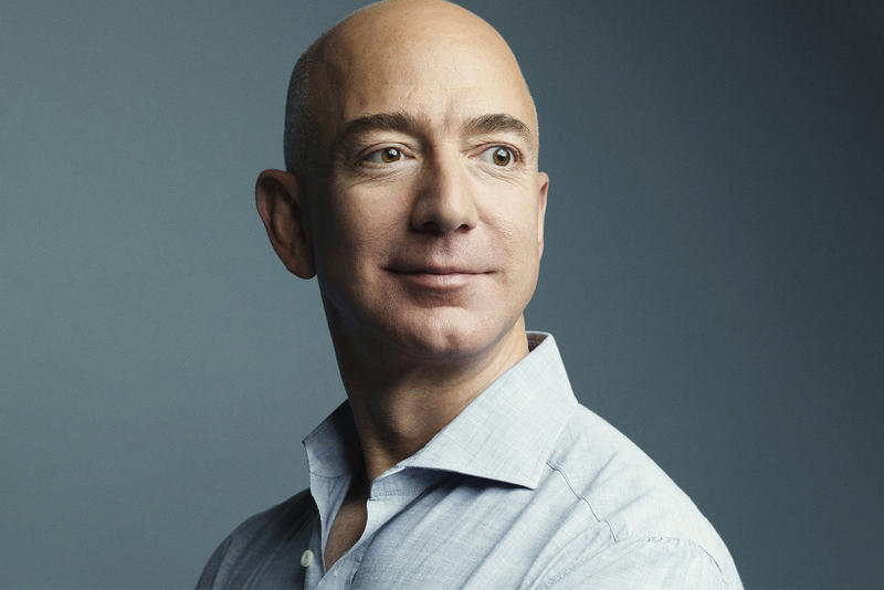 Forbes Billionaires List 2018 Jeff Bezos Amazon first worth over 100 billion usd dollars