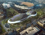 Here's a Closer Look at George Lucas's Museum in Los Angeles