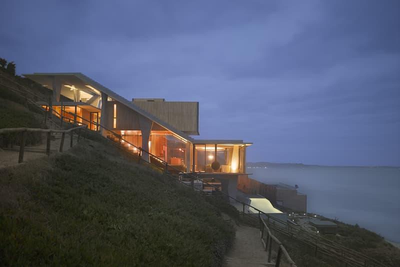 Ghat House Max Núñez Arquitectos living houses chile design architecture