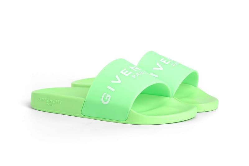 6944c663250b Givenchy Slides Sandals Spring Summer 2018 release footwear