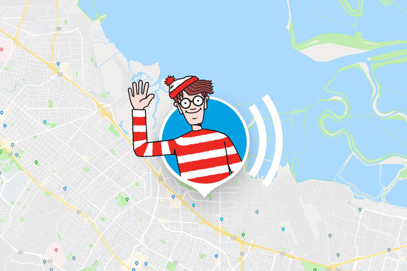 Google Maps Taps 'Where's Waldo?' For April Fools' Day Applications App ios Apple iphone Android British Storybook Adventure globetrotter travel Wenda Woof Wizard Whitebeard Odlaw