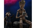 Hot Toys Reveals Action Figures for Groot & Rocket From 'Avengers: Infinity War'