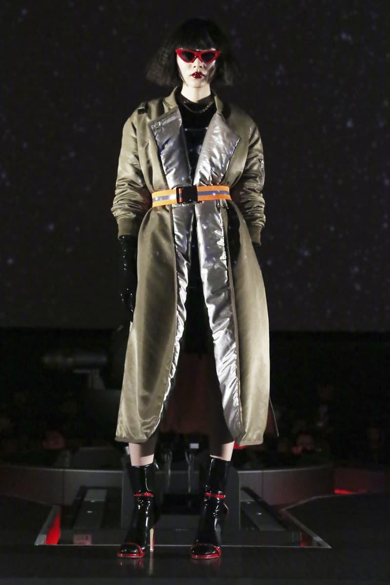 Growing Pains Fall/Winter 2018 Runway Collection Amazon Tokyo Fashion Week
