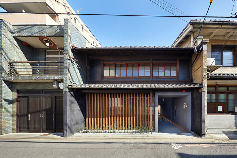 Guest House In Kyoto By Blue Architecture Hypebeast - Architecture-design-in-kyoto-japan