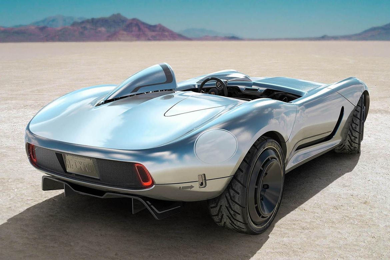 Hackrod Produces Virtual Reality-Designed 3D Car | HYPEBEAST