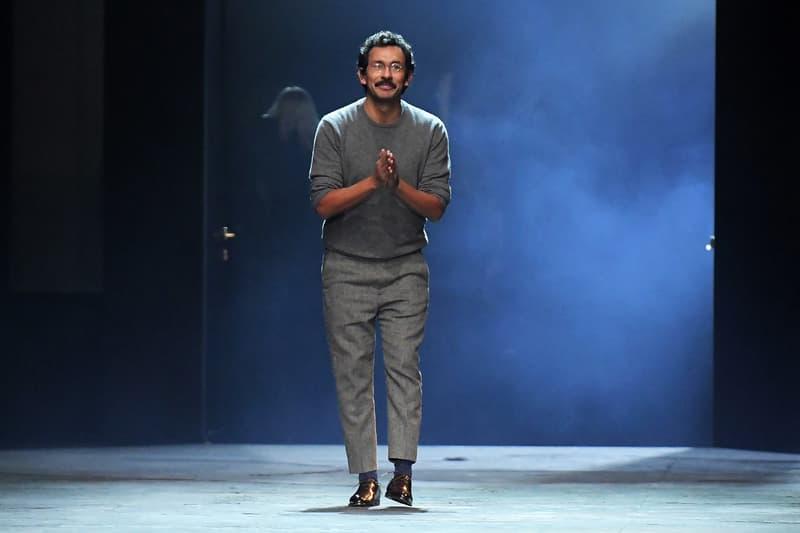 Haider Ackermann Berluti LVMH Antoine Arnault Kris Van Assche Dior Homme