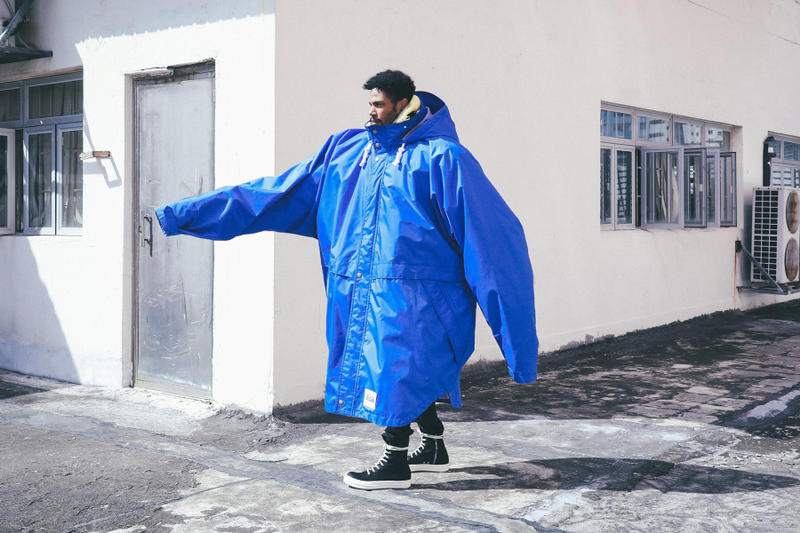 HBX @itsmaysmemes Editorial Big Jacket Memes Heron Preston adidas Originals Raf Simons MISBHV Stone Island Rick Owens Napajiri Martine Rose Stussy