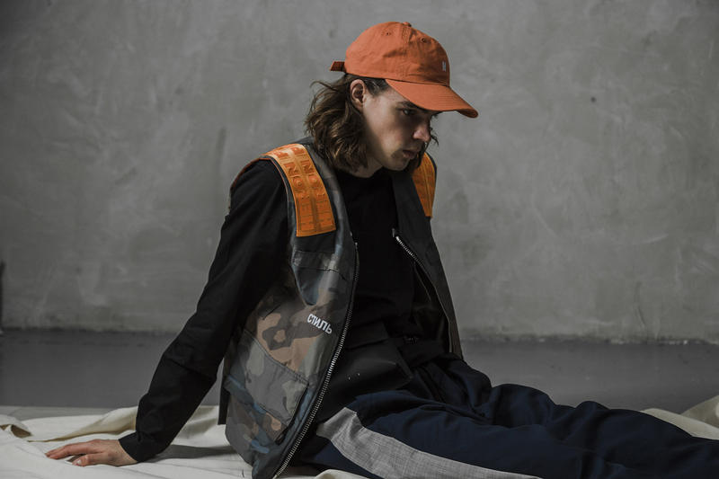 HBX Two Words Editorial PLACES+FACES Heron Preston Human Made Stone Island