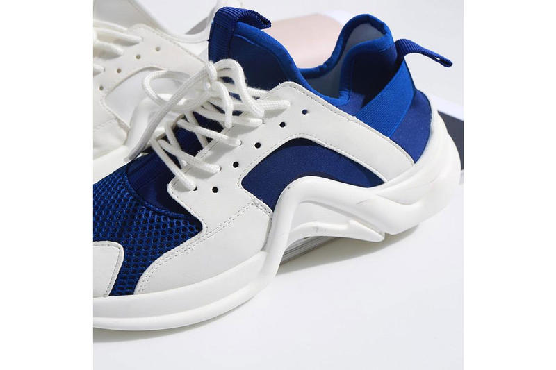 Louis Vuitton Archlight Knockoff HEJ/PROJECT sneaker affordable lookalike replica